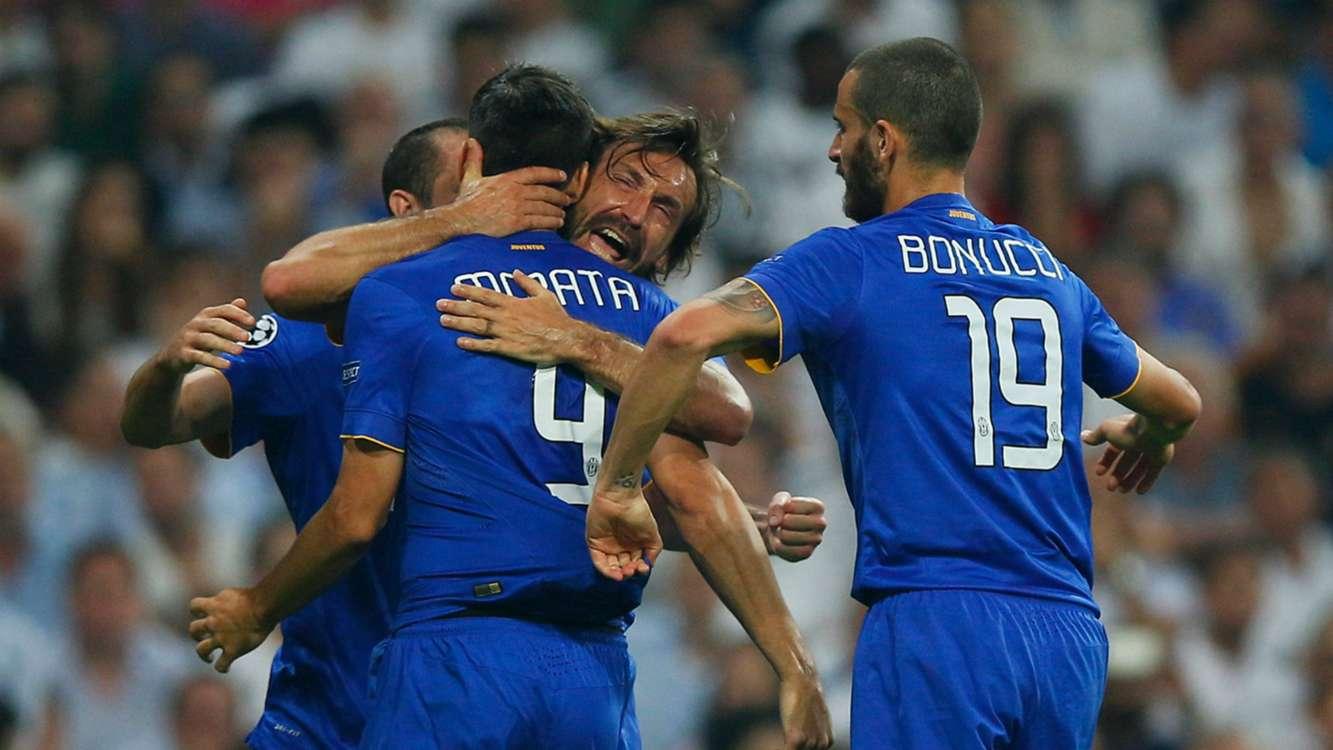 Morata haunts Real to send Juve into CL final