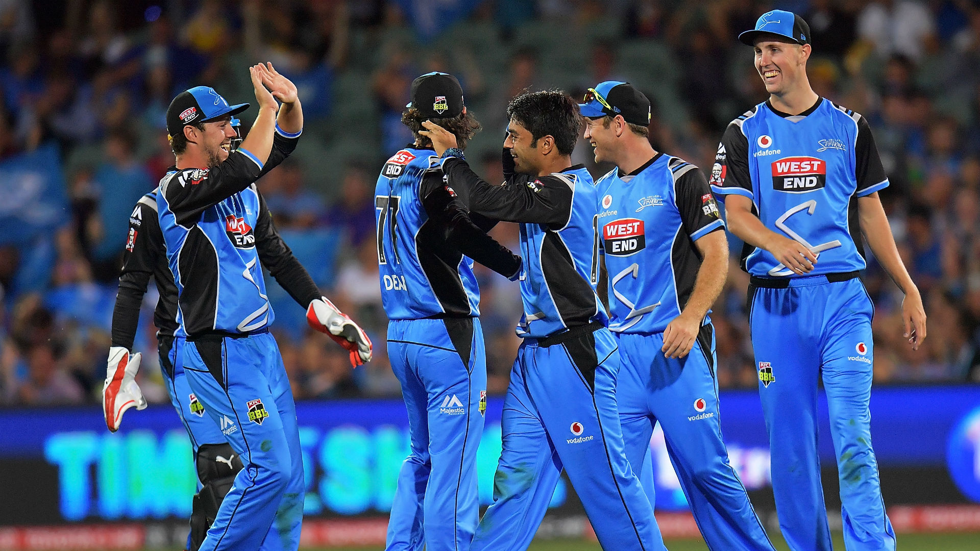 Afghanistan's Rashid Khan shines for Adelaide Strikers in Big Bash League