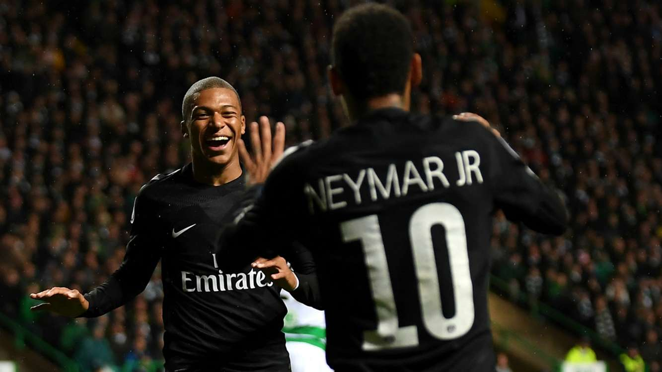 PSG 'destroyed the market' with Neymar and Mbappe - Elber