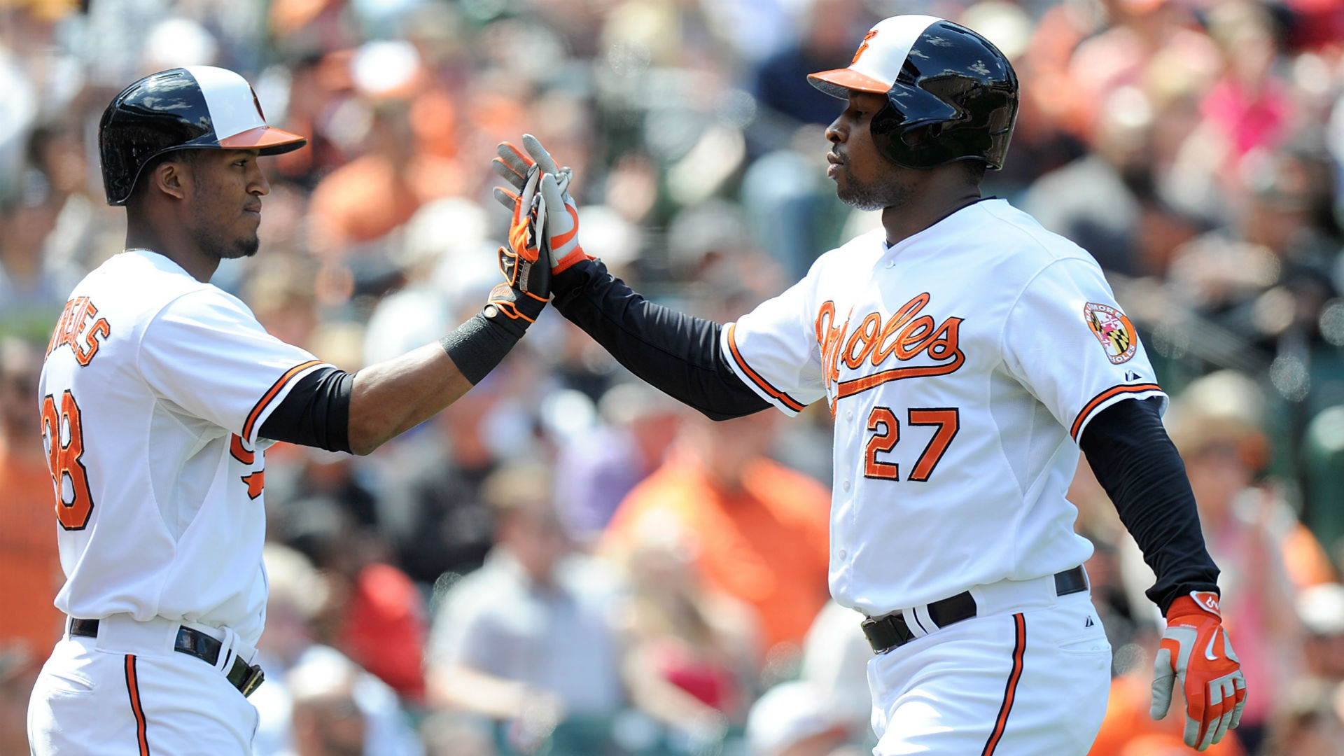 MLB Nightly 9: Orioles explode for 18 runs in win against Red Sox