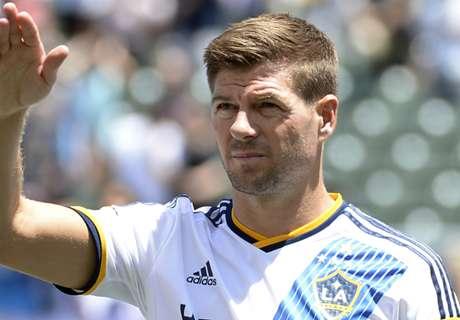 LA 1-0 Houston: Gerrard winner