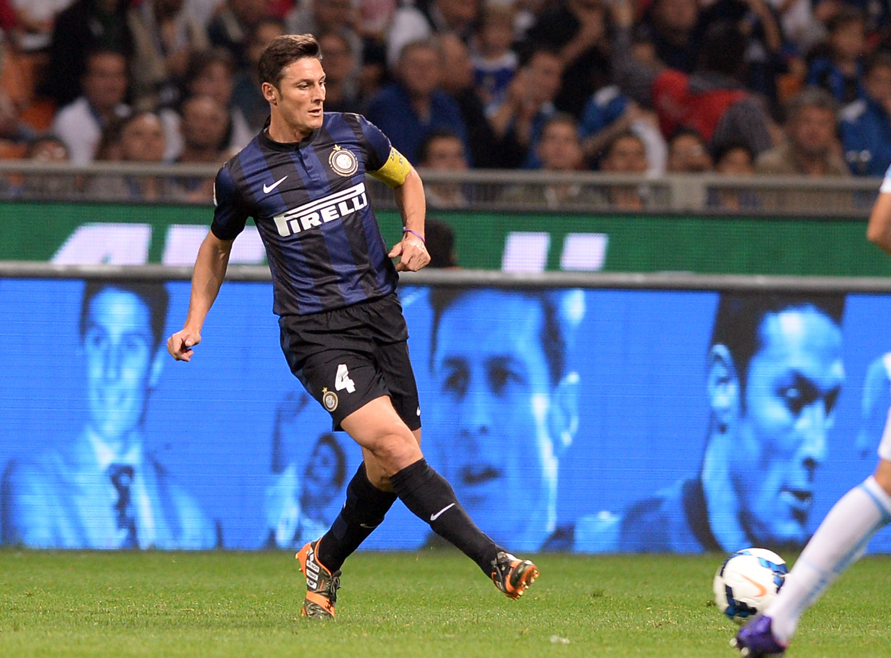 "Zanetti: ""Using my experience and grow with Inter"""