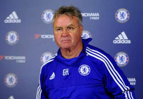 Hiddink haunted by sacking
