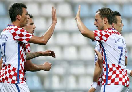 REPORT: Croatia hit 10 past San Marino