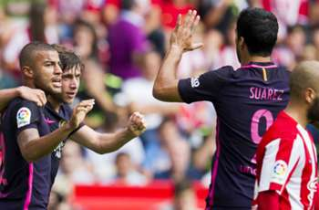 Luis Enrique plans to keep Sergi Roberto on his toes