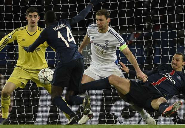 Cavani goal is 'massive' for PSG, admits Ivanovic