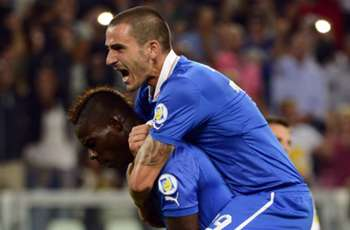 No time for prima donnas - Bonucci blames Balotelli for Italy omission
