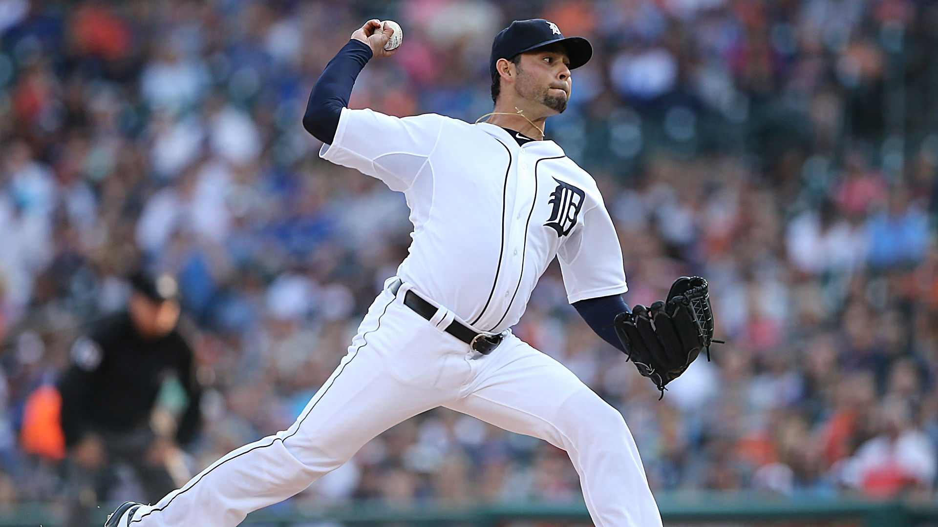 MLB Nightly 9: Anibal Sanchez loses no-hitter in eighth, Cabrera hurt