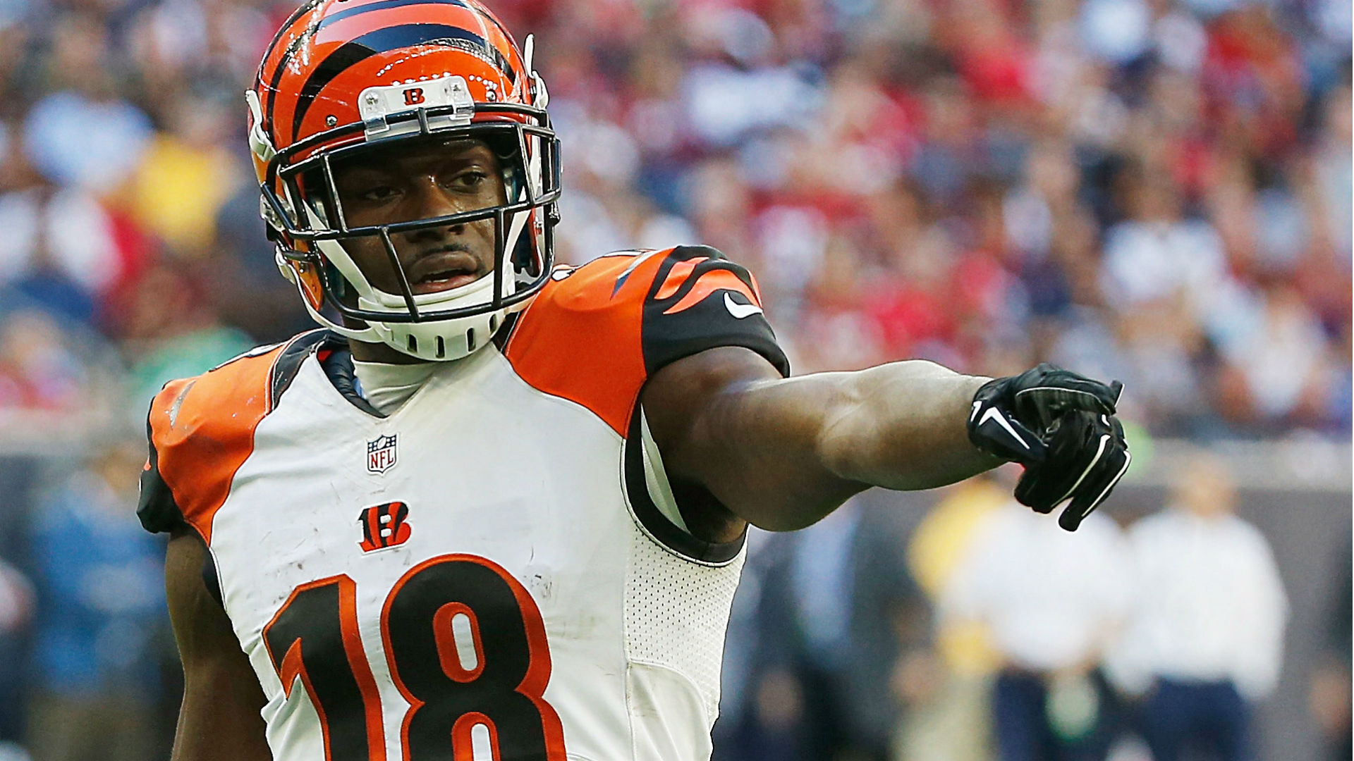 Bengals pay A J Green who s now among NFL s richer receivers