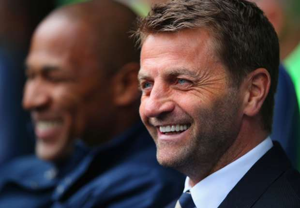 Bullish Sherwood defends Tottenham record