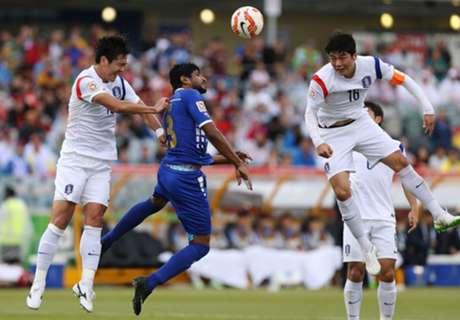 Laporan: Kuwait 0-1 Korsel