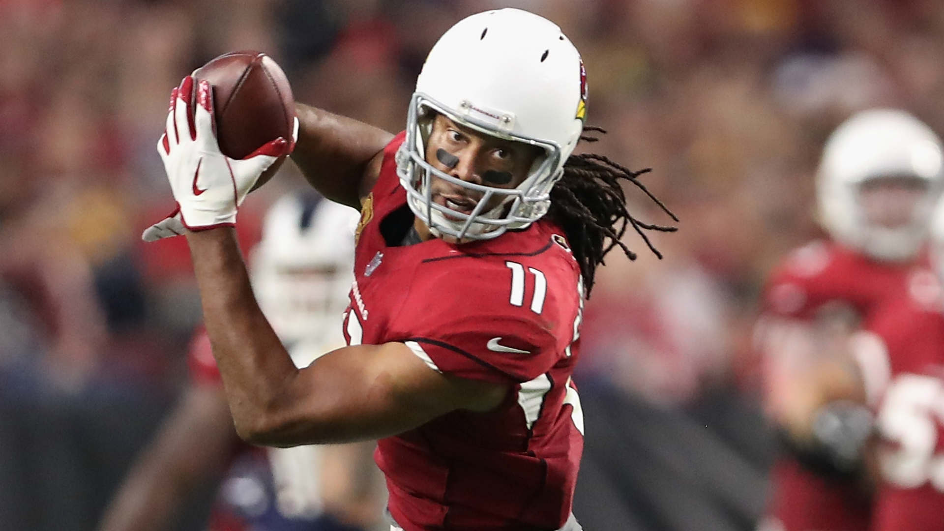 larry fitzgerald continues to climb alltime lists