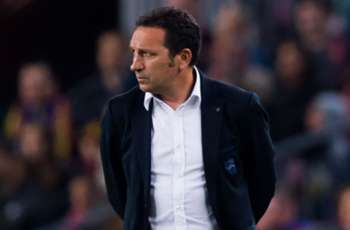 Real Sociedad dismiss head coach Sacristan