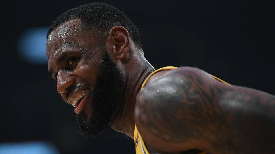 NBA wrap  LeBron James wins last game against Dwyane Wade as Lakers top Heat 95fb3f837