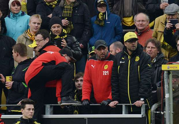 Klopp left dumbfounded as Gladbach punish Dortmund