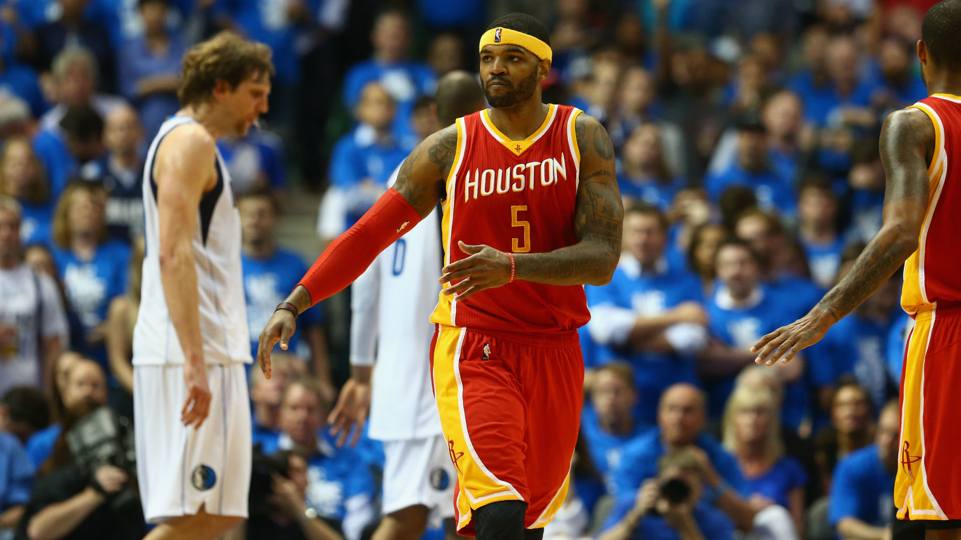 Josh Smith tries to clear the air on controversial quote
