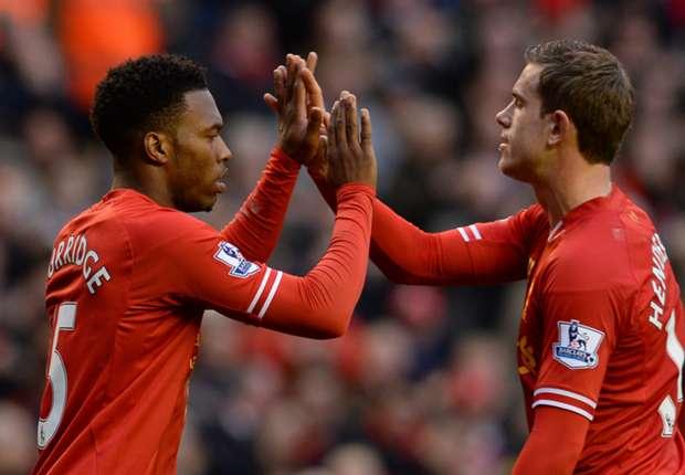 Liverpool boss Rodgers: Henderson 'leadership' key