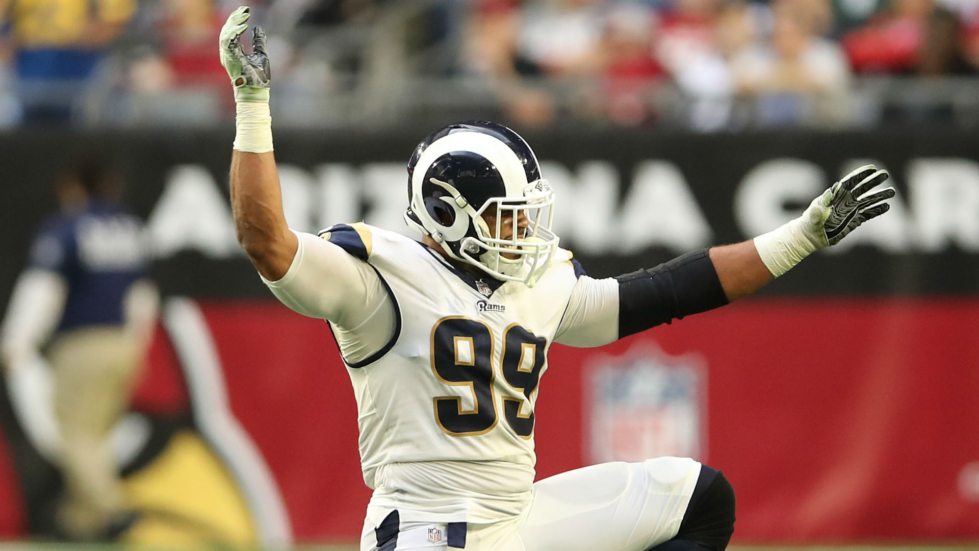 Here's what uniforms Rams will wear vs. Saints in NFC title game