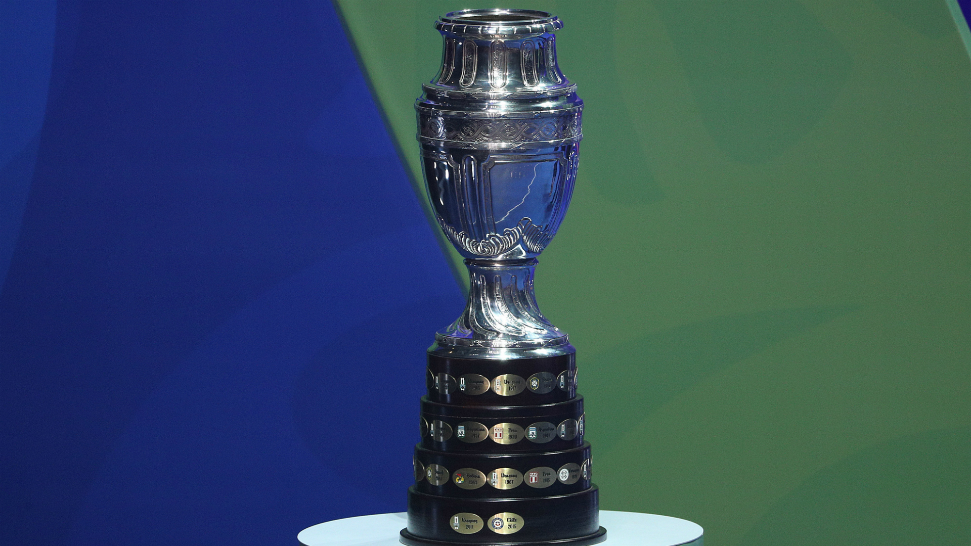 Argentina and Colombia named co-hosts of expanded Copa America 2020