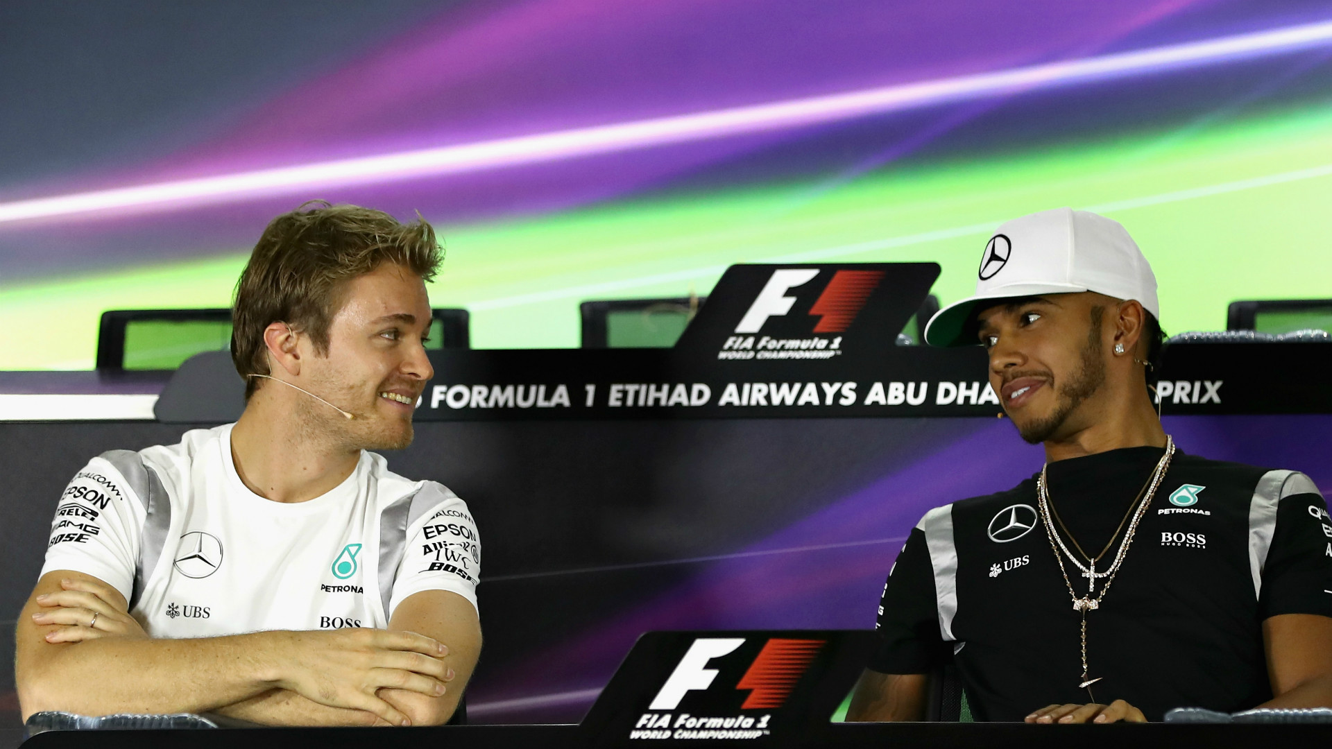 Abu Dhabi F1 preview: Lewis vs Nico