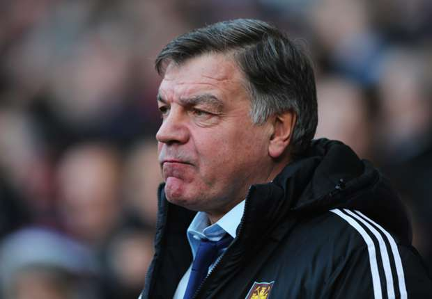 Allardyce denies crisis talks with West Ham owners