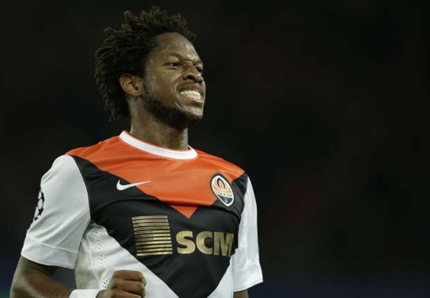 Shakhtar star Fred hit with Brazil doping ban