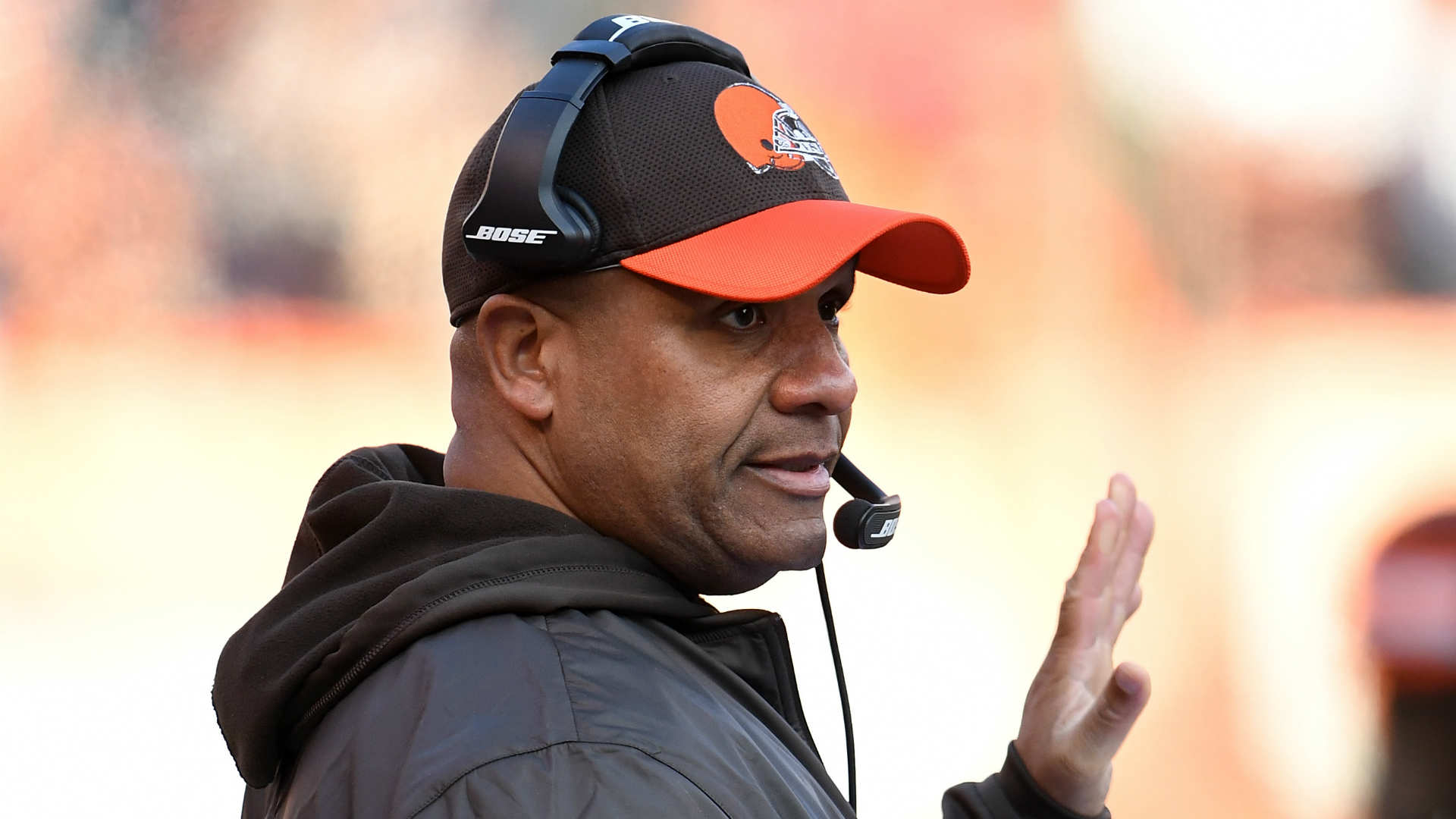 Hue Jackson to Browns: Get ready for playoffs in 2017 | NFL | Sporting News