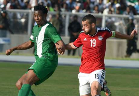 PREVIEW: Egypt v Nigeria