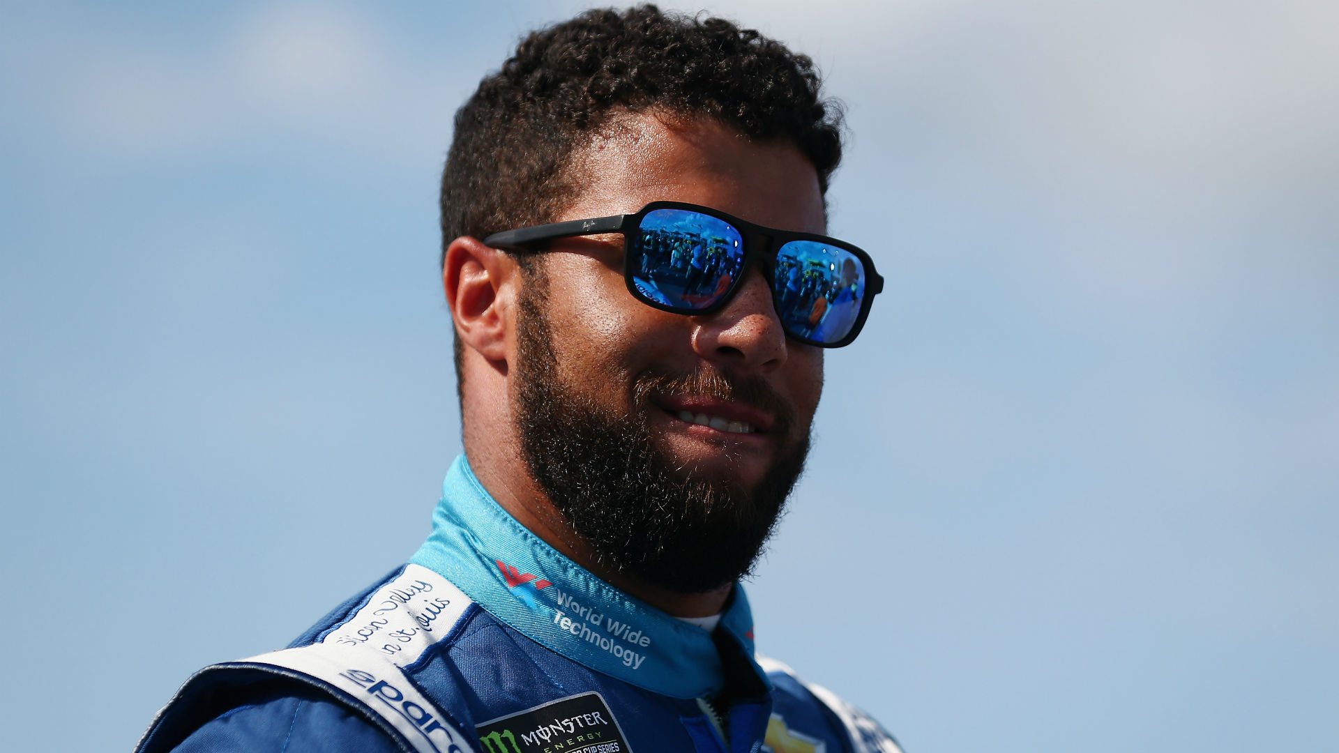 Bubba Wallace escapes serious injury in scary crash at Pocono