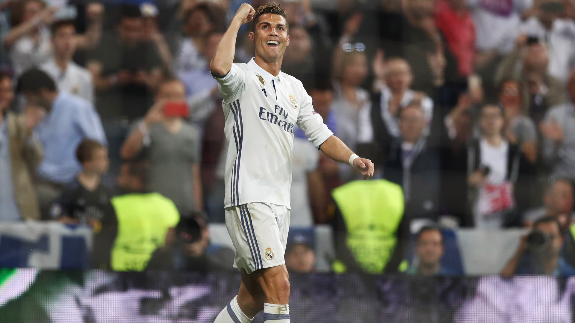 Ronaldo has goals in him, says Zidane