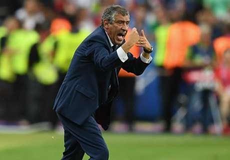 Santos: We have five finals left