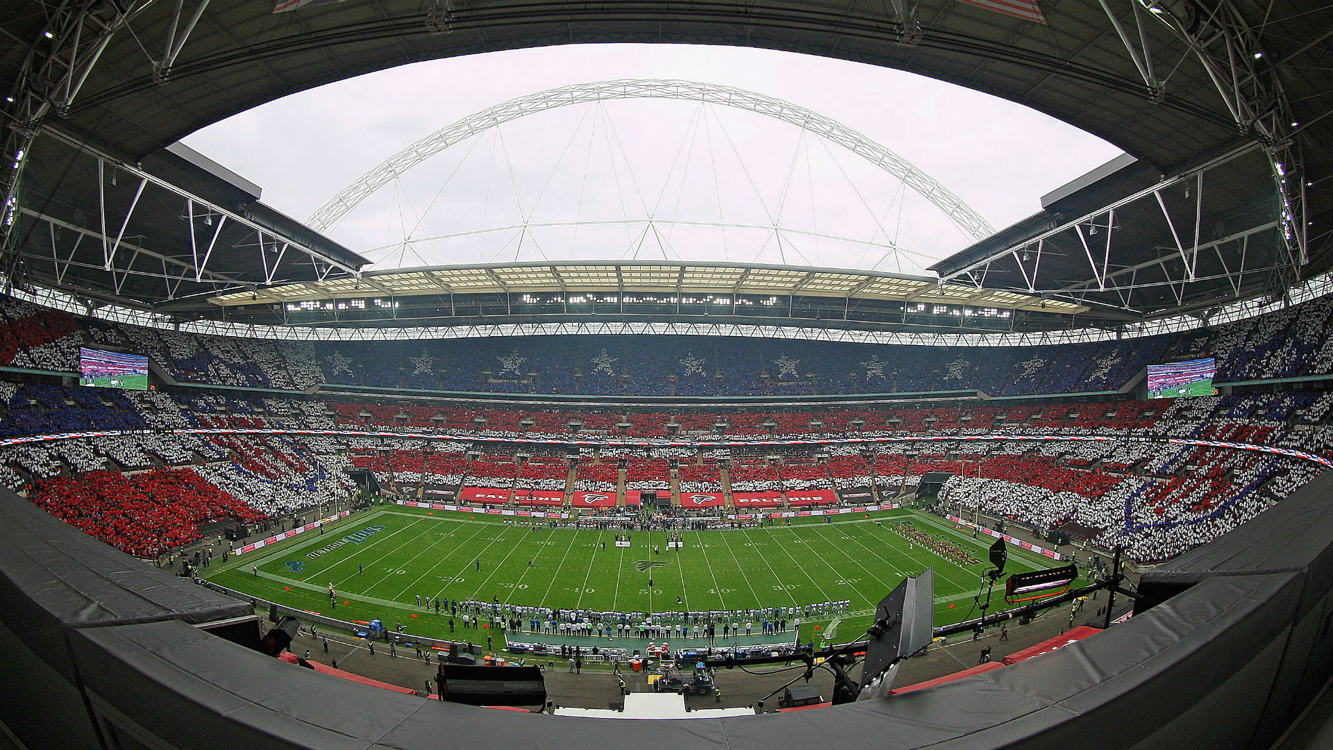 Packers won't be London opponent, Jaguars president says