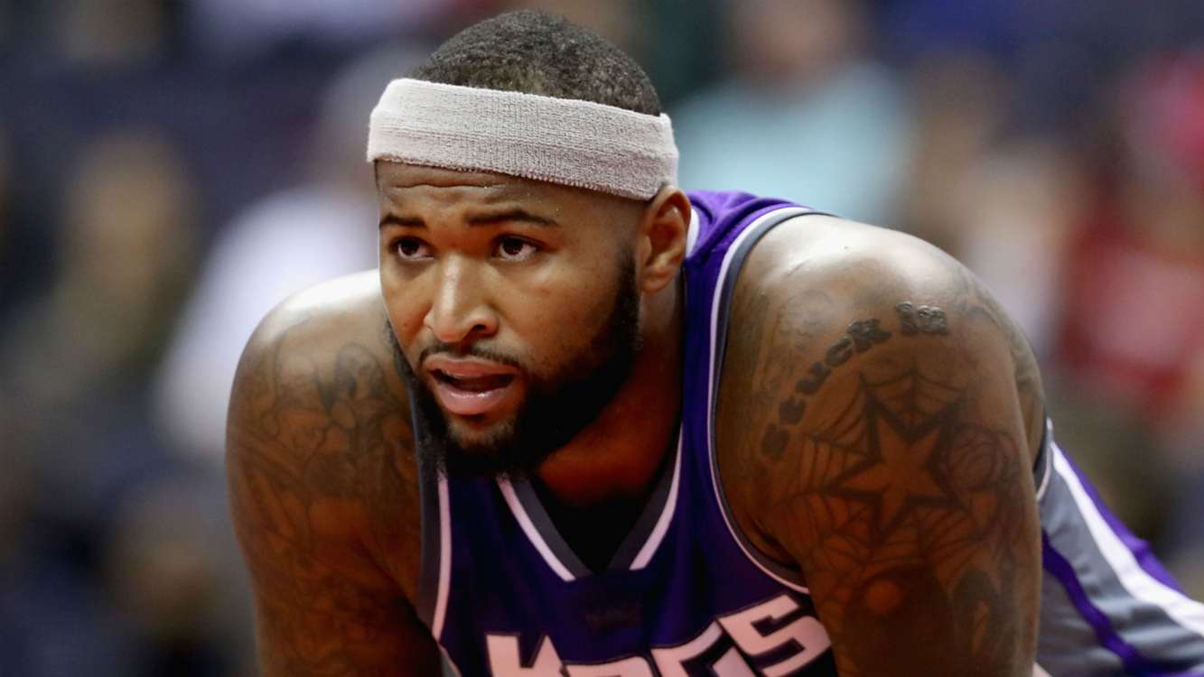 Kings' DeMarcus Cousins eyes extension; Sacramento is 'where I want to be'