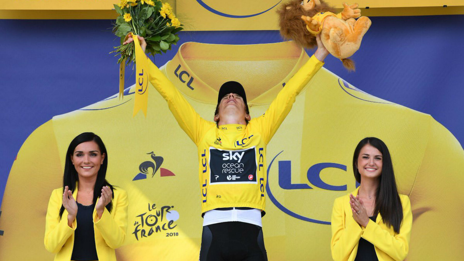 Geraint Thomas set to seal Tour de France victory