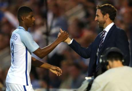 Rashford set for England seniors recall
