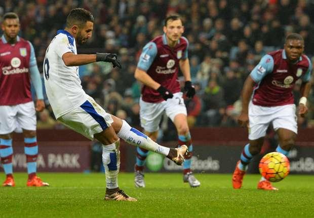 Ranieri strips Mahrez of Leicester penalty duties