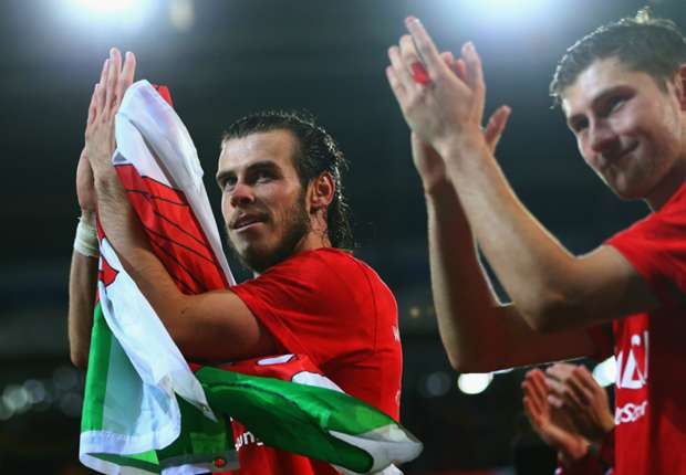 Bale's rise at Real Madrid is an inspiration, says Davies