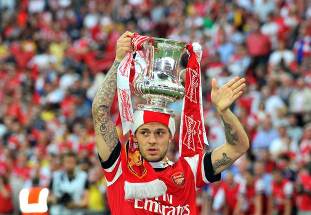 Wilshere sets sights on World Cup after FA Cup glory