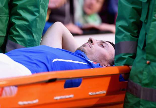 Montolivo out of World Cup after being stretchered off during Ireland clash