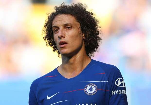 David Luiz loving Chelsea life under 'great' Sarri