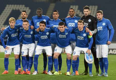 Dnipro banned from Europe