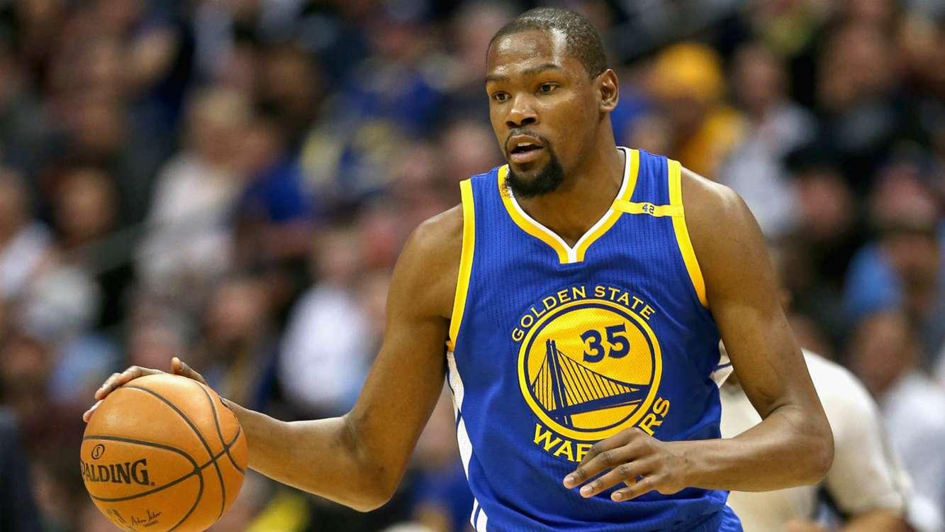 NBA | Warriors' Kevin Durant exits homecoming vs. Wizards ...