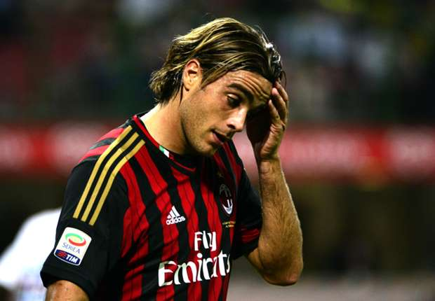 Matri reveals 'tunnel-like' personal torment at AC Milan