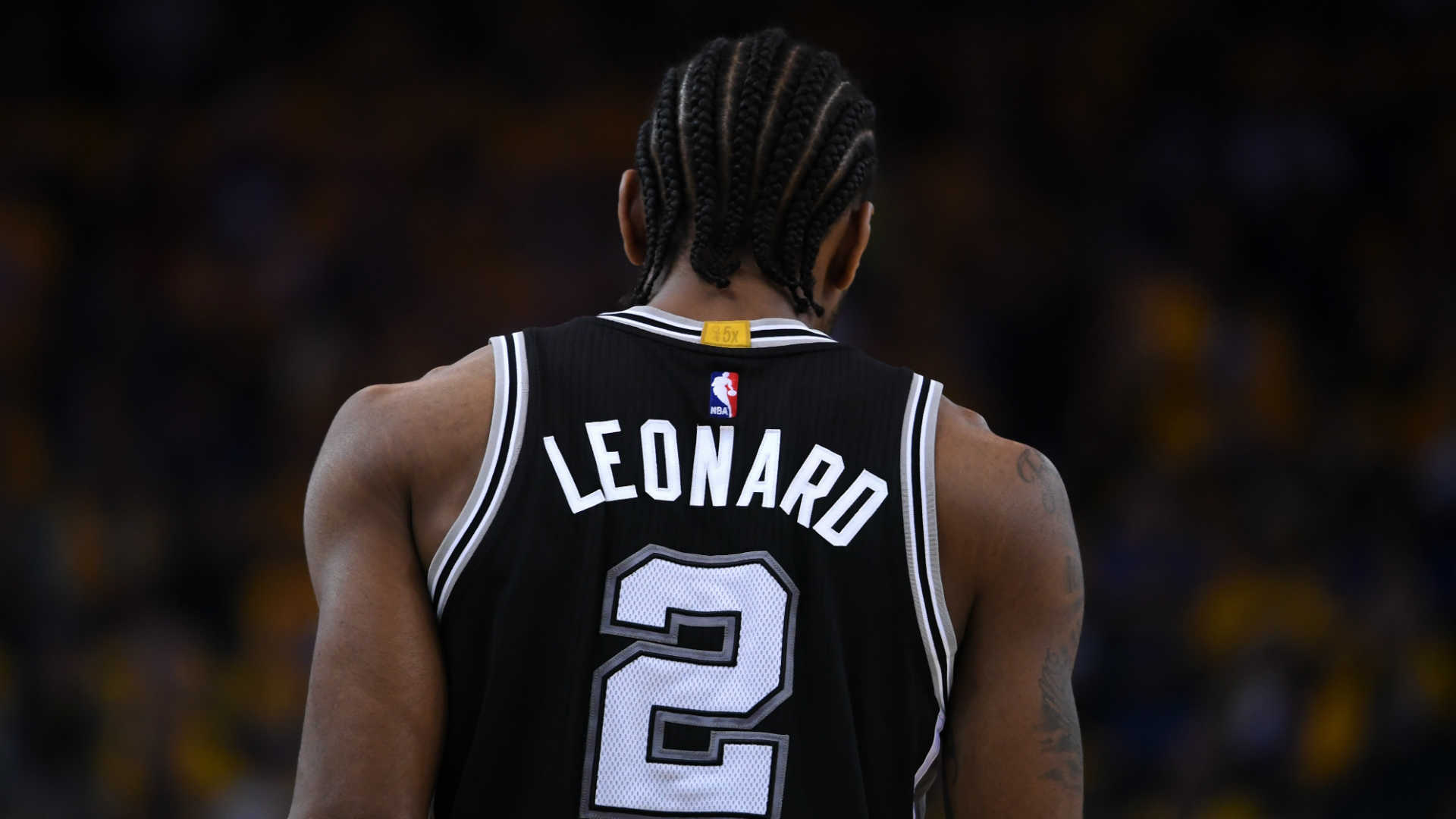 Kawhi Leonard Out Indefnitely As Struggles With Quad Injury Continue