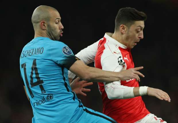 Mascherano: We knew Arsenal would collapse