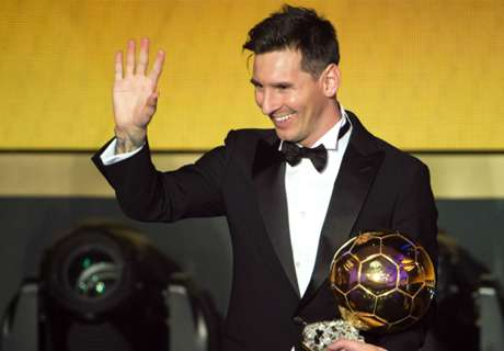 Messi not the best ever - Bilardo