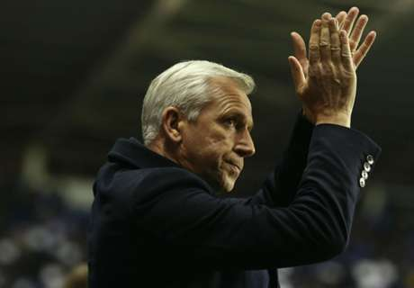 Pardew: It was a tricky tie