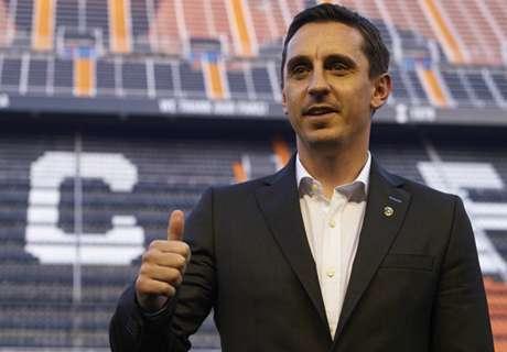 Neville wants Valencia Xmas present