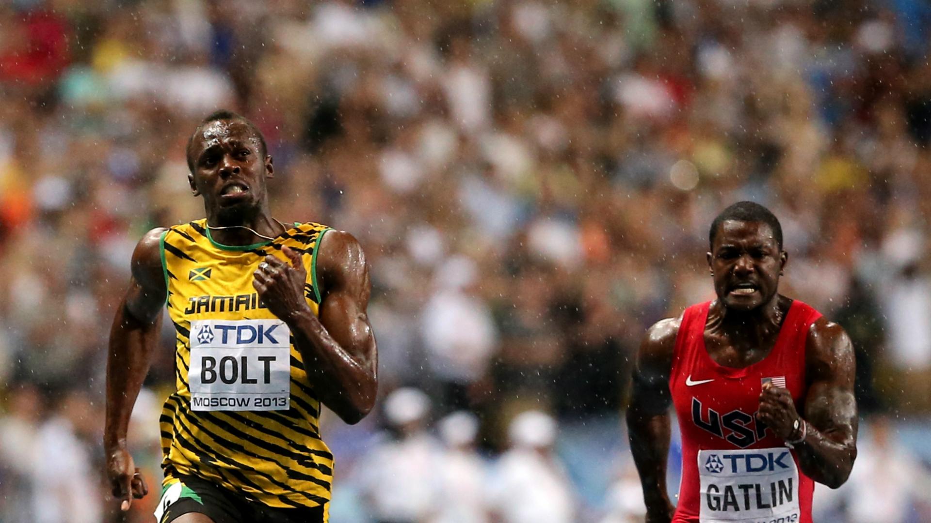 Rio Olympics 2016 Usain Bolt Says US Sprinter Justin Gatlin Will Feel My Wrath