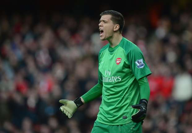 Arsenal character not in doubt, insists Szczesny
